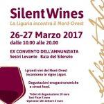 Silent Wines, vini della Liguria e del Nord-ovest