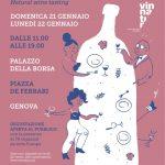 Ritorna VinNatur a Genova…